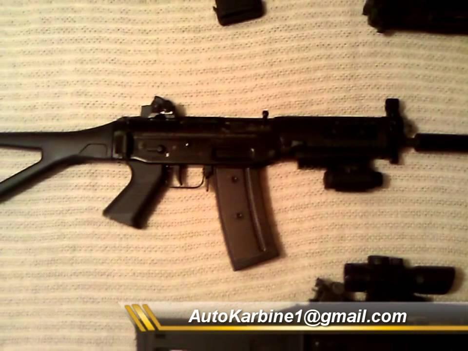 Sig 552 Commando Sig 556 Swat Sig 556 Er Youtube
