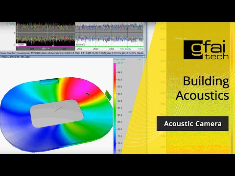Listen to the people in the Big House - Michigan Stadium acoustic mapping with the Acoustic Camera
