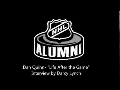 Dan Quinn Life After Hockey Interview