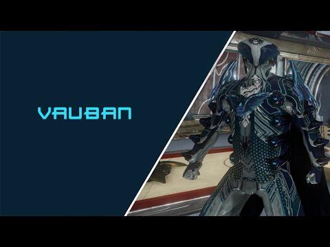 Warframe: Off The Runway - Vauban