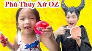 Bảo Bối Kẹo Cao Su Siêu Dính và Phù thủy xứ Oz - Trang Vlog