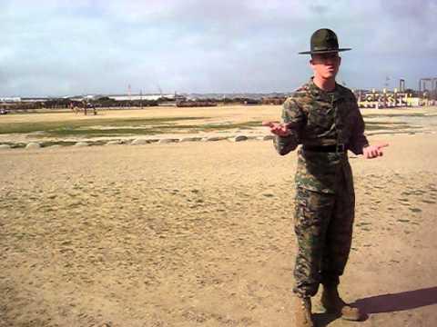 Marine Educator's Week-Seeing the recruits