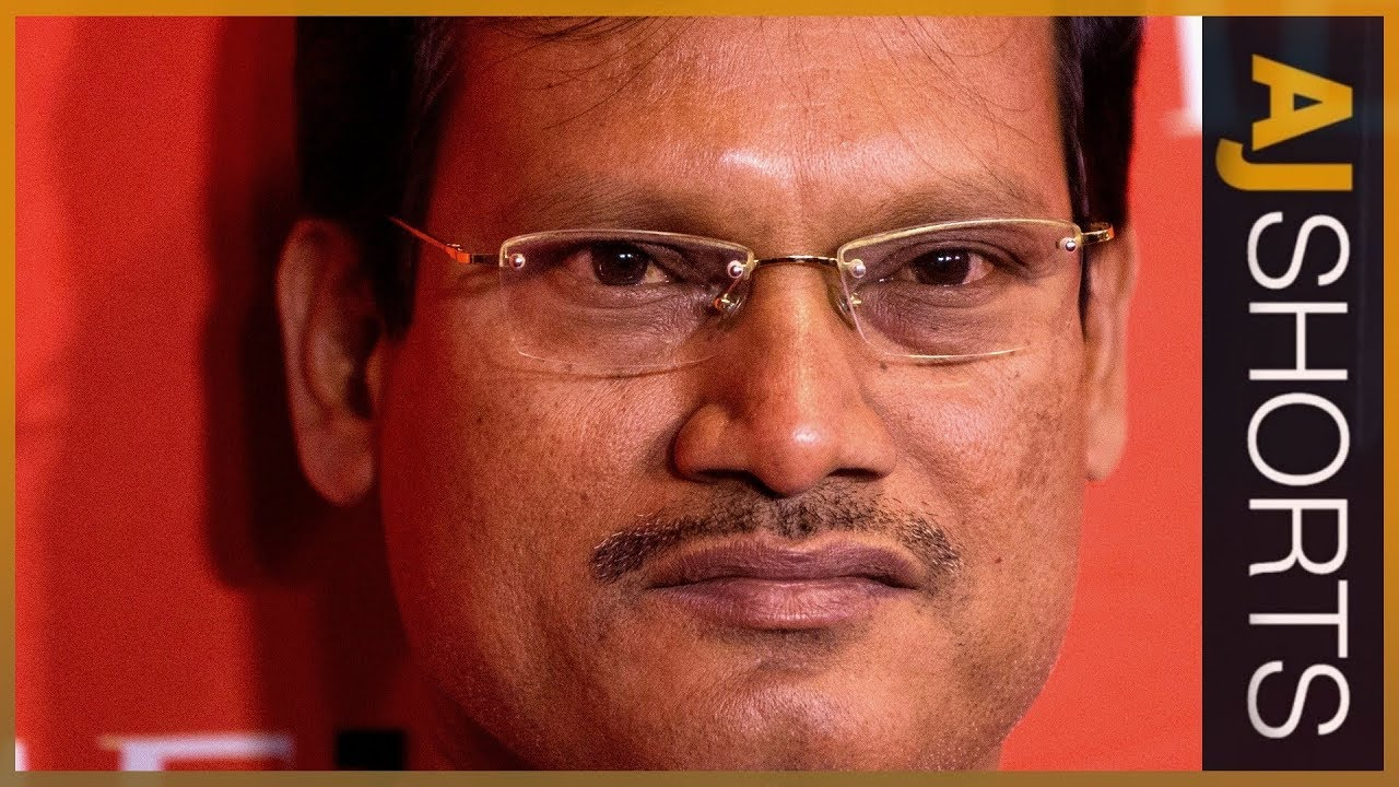 🇮🇳 Arunachalam Muruganantham: 