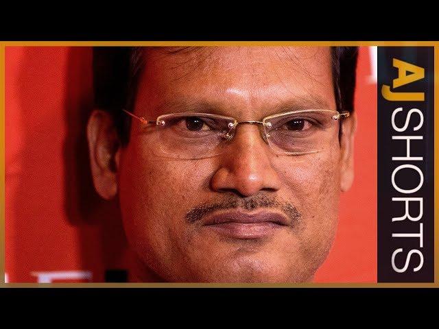 🇮🇳 Arunachalam Muruganantham:  India's Menstruation Man | AJ Shorts