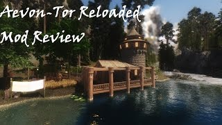 Skyrim Mod Review: Aevon-Tor Reloaded By Boric123 (House Mod)