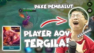 PEMAIN AOV TERGILA! MAIN PAKE PEMBALUT! - AOV Indonesia