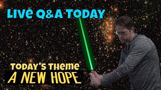 Time For A New Hope - Live Hang Out With Dan RadioStyle 03-28-2020