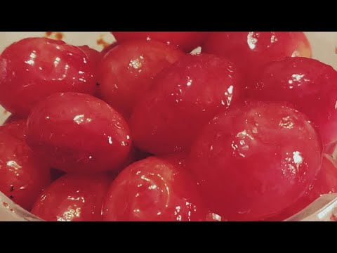 #recipes #cherry #sweet CHERRY || How To Make Cherry At Home || Sanobar Kitchen With Tip