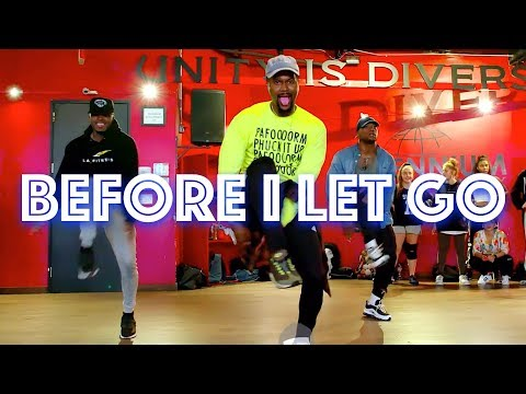 Uptown Angela - Need Help with The  Before I Let Go Challenge? Watch This!!!