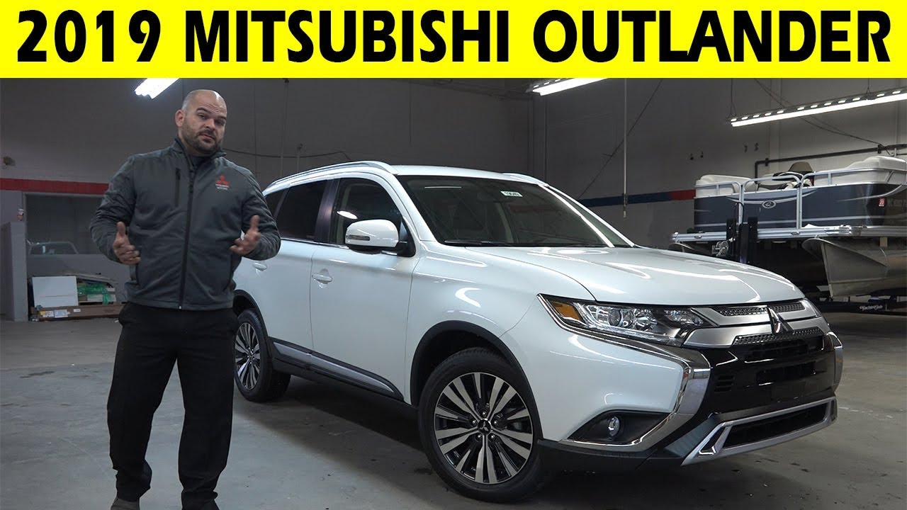 2019 Mitsubishi Outlander - Exterior & Interior Walkaround