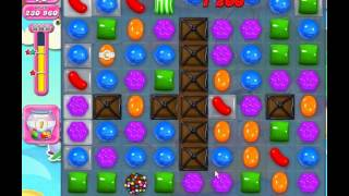 Candy Crush Saga - level 1163 (3 star, No boosters)
