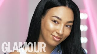 Baixar How To Apply Highlighter with Letitia Sophia | GLAMOUR UK