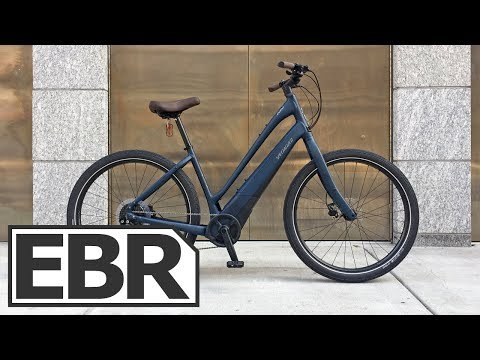Specialized Turbo Como 2.0 Low-Entry 650b Video Review - $3.7k Comfortable Ebike Cruiser