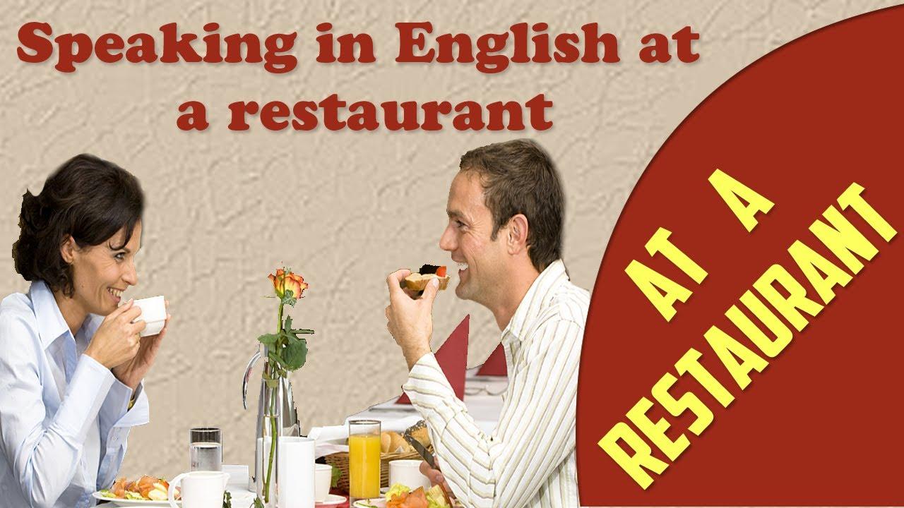 Resultado de imagen de at the restaurant images