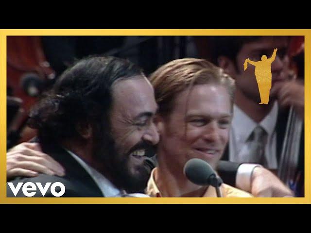Luciano Pavarotti, Bryan Adams - 'O Sole Mio (Live)