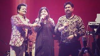 Dil Ne Yeh Kaha Hai  Dil Se • Kumar Sanu, Alka Yagnik & Udit Narayan LIVE together