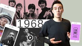 1968 — исторический сериал для мобильных телефонов // Обзор медиа