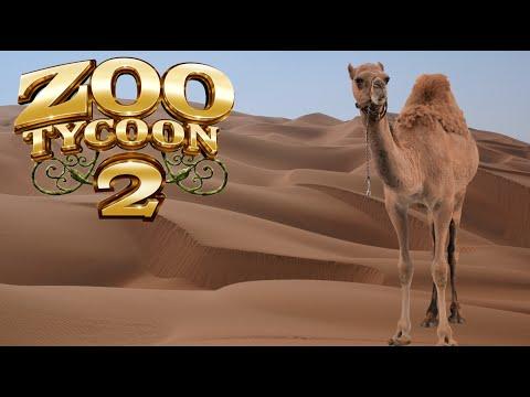 Zoo Tycoon 2: Dromedary Exhibit Speed Build