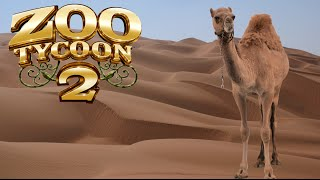 Zoo Tycoon 2: Dromedary Exhibit Tutorial