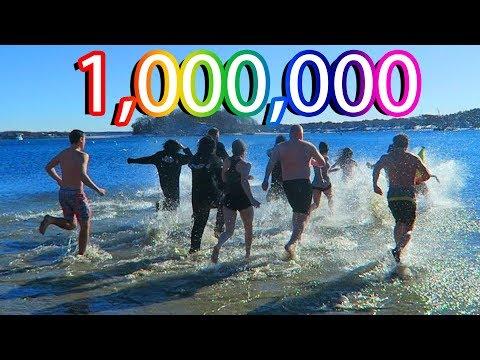 1 MILLION SUBSCRIBERS!