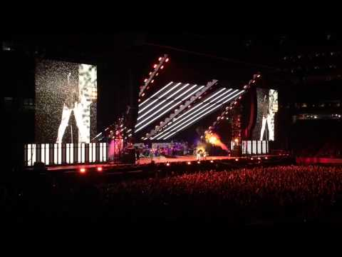 All of the Lights & Rockstar - Rihanna - Monster Tour - MetLife Stadiu