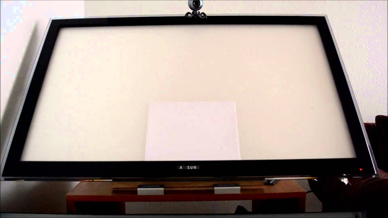 DIY Idea On How To Make A Backlit Drafting, Sketching And Drawing Table  (Cheap Or Free)   YouTube