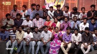Vignesh Siva and Kureishi\'s performance 02/04/2017