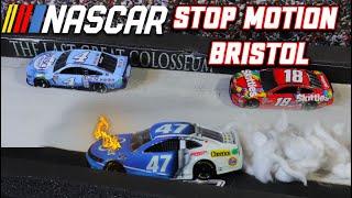 Stop Motion: Kevin Harvick wins the Bristol battle | NASCAR