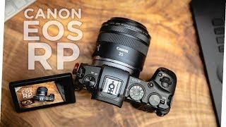 Canon EOS RP or Canon RiP..