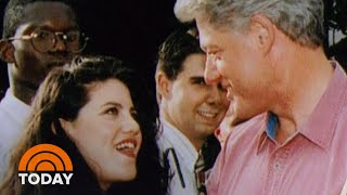 Monica Lewinsky's Parents Speak Out About Clinton Scandal | TODAY