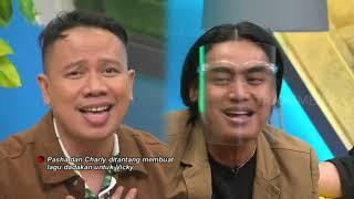 Merinding, Lagu Dadakan dari Charly & Pasha Bikin Vicky Nangis | Okay Bos (12/10/20) Part 3
