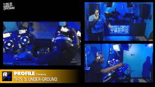 PROFILE Presents THIS IS UNDER-GROUND with MC DET & FATMAN D - Rough Tempo LIVE - October 2014