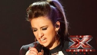ישראל X Factor - ענבל ביבי - ניסים