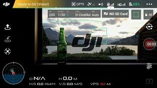 DJI Mavic Pro - Auto or Manual Focus?
