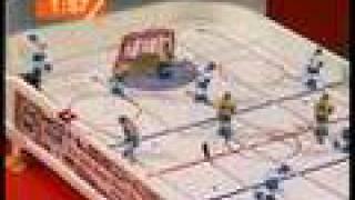 Мастера пластиковой шайбы. Настольный Хоккей №28