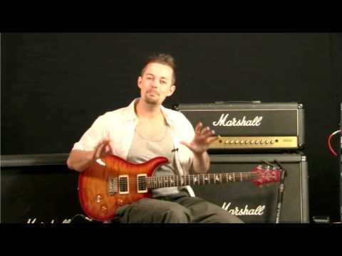 Blues Riff Lesson Preview From VGuitarLessons.com