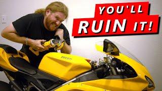 STOP Modding Your Bike! (You're Wasтing Money...)