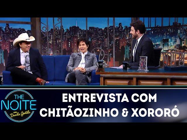 Melhores momentos 2018: Chitãozinho & Xororó | The Noite (14/02/19)