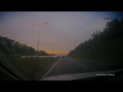 Samara City Summer Traffic