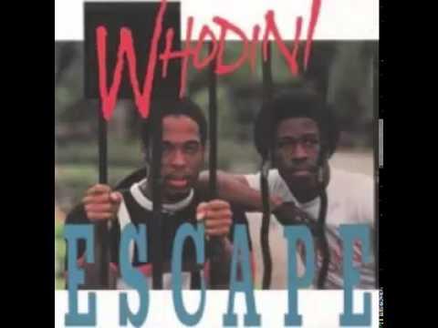 Whodini -- Escape 1984 (Full Album)