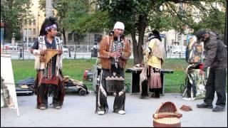 "Otavalos-Indians ""San Juan Irlandes"""