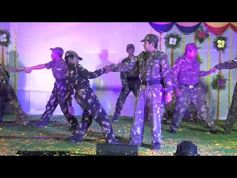 CrossWord Boys Army Song