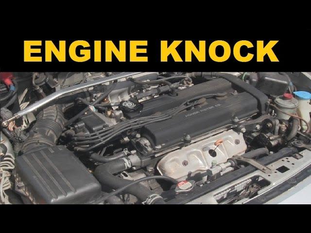 Knock, Knock       Engine Knock Explained - DriveLife DriveLife