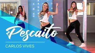 Pescaito - Carlos Vives - Easy Fitness Dance Choreography - Baile - Coreografia