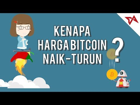 Kenapa Harga Bitcoin Naik-Turun?   #TIAMz
