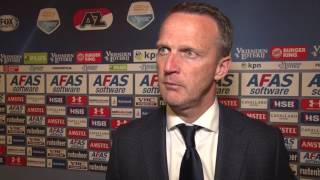 Van den Brom na AZ - FC Twente