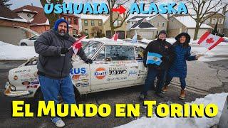 EL ARGENTINO que Manejó de USHUAIA a ALASKA! | Viaje por la Panamericana con @El Mundo en Torino 🇦🇷