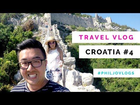 CROATIA VLOG #4 - Game of Thrones tour Dubrovnik