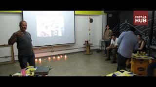 Presentación Cheo Carvajal FuckUp Nights Caracas noviembre