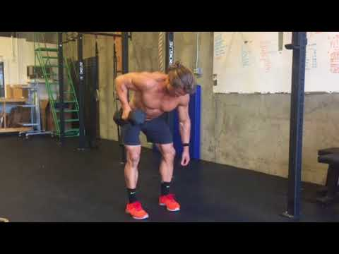 single-arm-dumbbell-bent-over-row